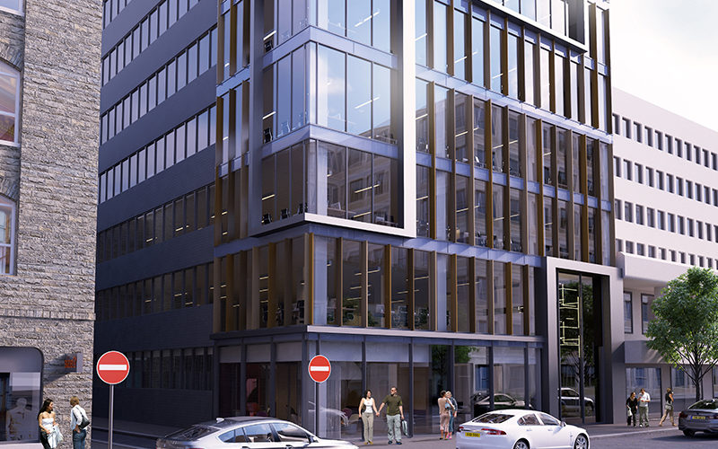 Urban HQ at Eagle Star House
