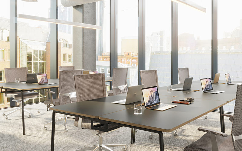 Flexible office space at Urban HQ